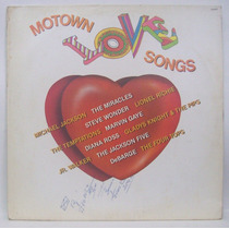 Lp Motown Love Songs - 1989 - Motown