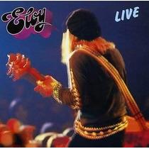 Cd - Eloy - Live - Lacrado