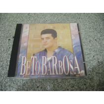 Cd - Beto Barbosa Ritmos