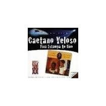 Cd Caetano Veloso Fina Estampa Ao Vivo Lacrado
