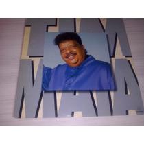 Lp Tim Maia-romantico 1993 C/encarte