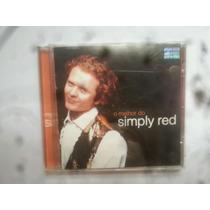 Cd Simply Red - O Melhor De Sinply Red - 2002 - Som Livre