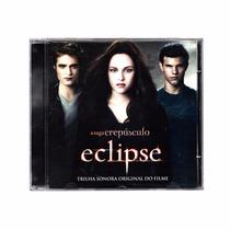 Cd A Saga Crepúsculo Eclipse - Trilha Sonora Original Filme