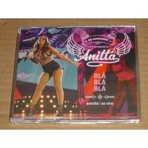 Anitta Bla Bla Bla Cd Single Promocional Novo E Lacrado