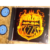 Cd Korzus - Kzs (1995) Autografado Pela Banda