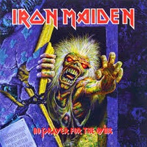 Iron Maiden No Prayer For The Dying (cd Novo E Lacrado)