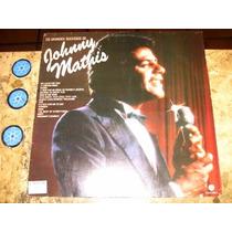 Lp Johnny Mathis - Grandes Sucessos (1982)