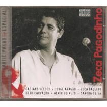 Zeca Pagodinho - Participação Especial - Cd Novo - Lacrado