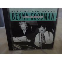 Benny Goodman Peggy Lee Best Of Big Bands Cd Importado
