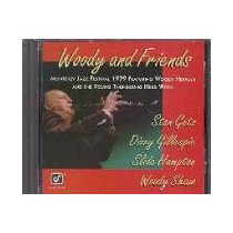 Cd Woody And Friends - Monterey Jazz Import Frete Gratis