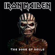 Cd Iron Maiden - The Book Of Souls (2015) Lacrado