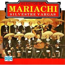 Cd / Mariachi Silvestre Vargas = 20 Exitos (importado)