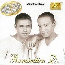 Irmãos Levitas - Romântico D+ - Cd Novo Lacrado Original