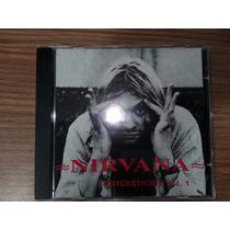 Nirvana - Outcesticide Vol 1 - Importado Novo Raro