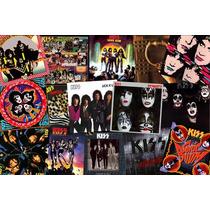 Vendo Discos De Vinil Do Grupo Kiss