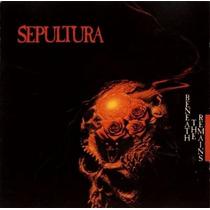 Sepultura - Beneath The Remains (novo Metal Lp Lacrado)