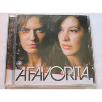 Cd Novela A Favorita Nacional (2008)