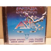 Cd - Asia - Fantasia Live In Tokyo