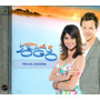 Cd Vidas Em Jogo-2011-rede Record-trilha Da Novela