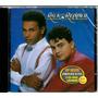 Cd Rick & Renner Vol. 2 (1994) - Original Novo Lacrado Raro