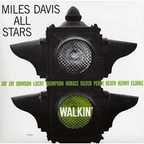 Lp Miles Davis All Stars Walkin Import Lacrado Horace Silver