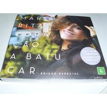 Cd Mais Dvd E Poster Maria Rita Coração A Batucar