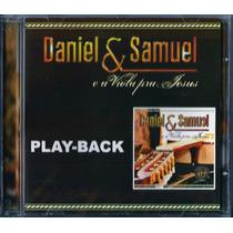 Playback Daniel E Samuel - E A Viola Pra Jesus [original]
