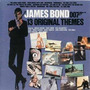 Cd James Bond - 13 Original Themes