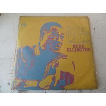 Duke Ellington - Soul Call Lp Vinil Jazz Selo Verve
