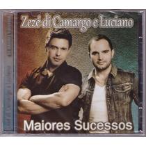 Cd Zezé Di Camargo E Luciano Os Maiores Sucessos - Lacrado