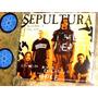 Cd Single Sepultura - Choke (1998) C/ Igor ( Cavalera Cons )