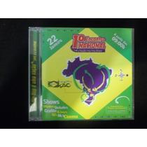 Cd Nação Hip Hop Brasil Músicas Rap Nacional Hip Hop