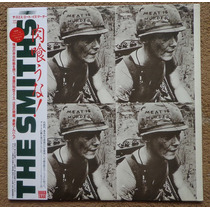 The Smiths - Meat Is Murder - 1985 - Imp Japonês Com Obi