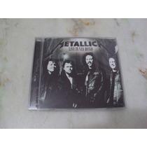 Cd Metallica - Live In San Diego - (lacrado)