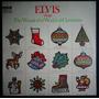 Elvis Presley Lp Nacional Wonderful World Of Chritsmas 1977