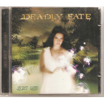 Cd Deadly Fate - Secret Land ( 2009 )