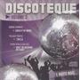 Cd Discoteque Vol. 2 20 Grandes Sucessos Original