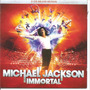 Cd Duplo - Michael Jackson - Immortal - Deluxe Edition