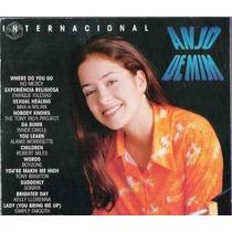 Cd - Anjo De Mim - Internacional - 1996 - Novela Da Globo