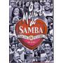 Dvd O Melhor Do Samba Social Clube Ao Vivo * Frete Grátis *