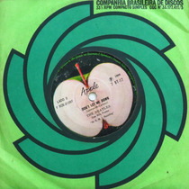 The Beatles Don´t Let Me Down Get Back Compacto Vinil Raro