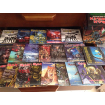 Iron Maiden Beast Collection Completo C/encarte Eddie666 Box