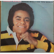 Lp (352) Vários - Johnny Mathis - When Will I See You Again