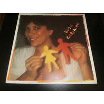 Lp Beth Carvalho - Traço De União, Disco Vinil, Ano 1982