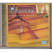 Cd Pato Fu - Mtv Ao Vivo ( 2002 - Plug )