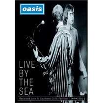 Dvd Oasis Live By The Sea Novo Lacrado