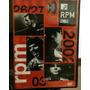 Dvd Rpm 2002 - Mtv - Original - Seminovo