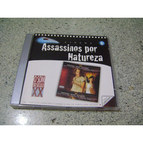 Cd - Assassinos Por Natureza Trilha Sonora Filme