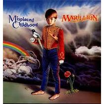 Cd - Marillion - Misplaced Childhood - Importado