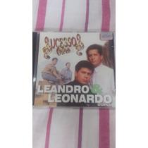 Leandro E Leonardo - Sucessos De Ouro (duplo)
